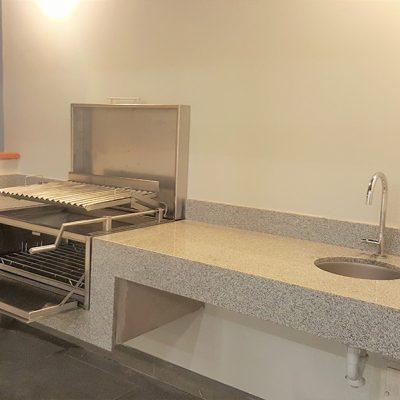 Estación de parrilla diseño Oviedo