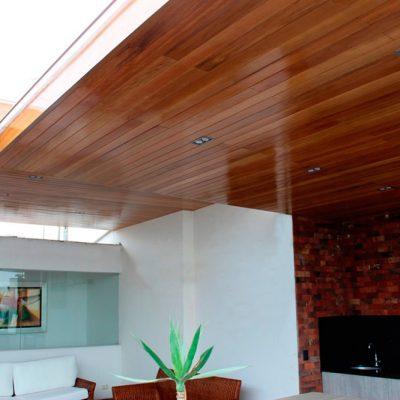 Techos sol y sombra de madera para terrazas